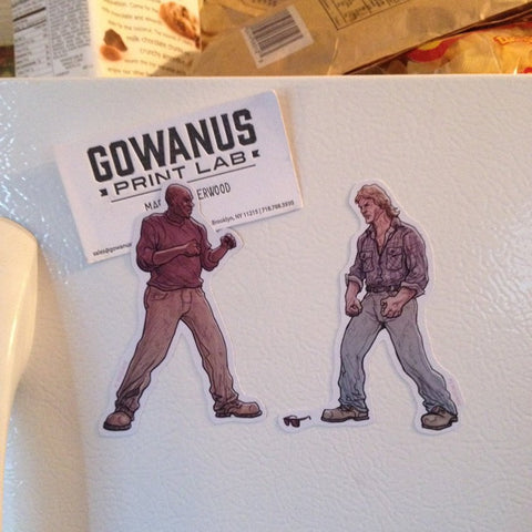 THEY LIVE! Fridge Magnets!