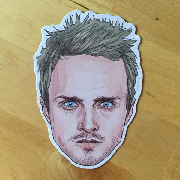 Jesse Pinkman BREAKING BAD Fridge Magnet