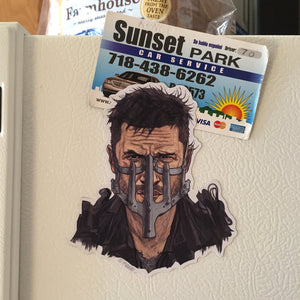 Max MAD MAX: FURY ROAD Fridge Magnet