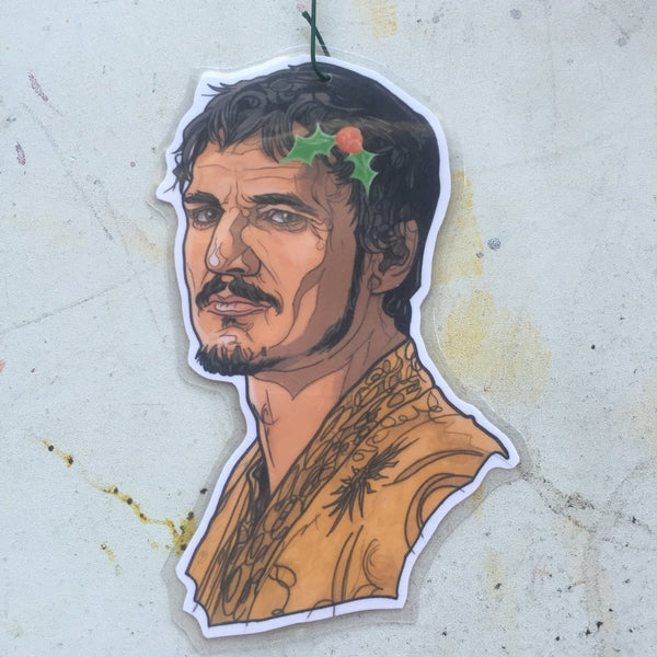 Oberyn Martell Game of Thrones Christmas Ornament