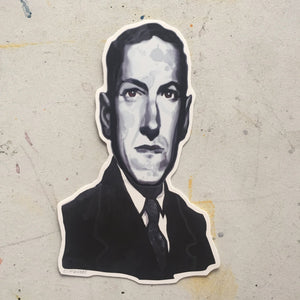 HP LOVECRAFT Waterproof Sticker