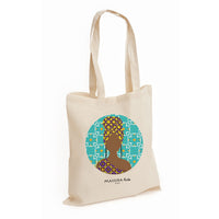 Tote bag Turbanista