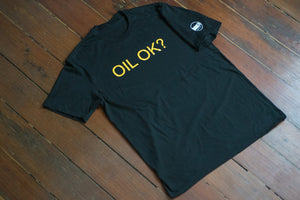 Vintage 43 'OIL OK?' T-Shirt