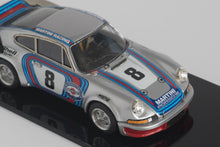 Load image into Gallery viewer, AMR  - 1/43 Martini Porsche 911 2.8 Targa Florio 1973