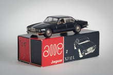 Load image into Gallery viewer, AMR Early Factory Built Model - 1/43 Jaguar XJ 12L Dark Blue