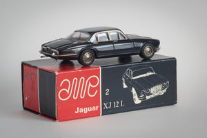 AMR Early Factory Built Model - 1/43 Jaguar XJ 12L Dark Blue
