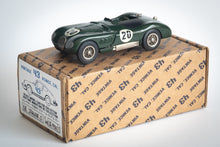 Load image into Gallery viewer, Auto Replicas - 1/43 Jaguar C-Type #20 Le Mans 1951