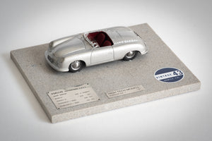 High Tech Modell  - 1/87 Porsche 356 No. 1 Scale Model