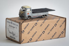 Load image into Gallery viewer, Vintage 43 Custom 1/64 Scale Service T1 Transporter and Speedster Set - Barn Find