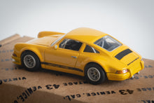 Load image into Gallery viewer, Vintage 43 Custom 1/64 Scale 911 - Signal Yellow