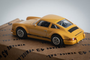 Vintage 43 Custom 1/64 Scale 911 - Bahama Yellow