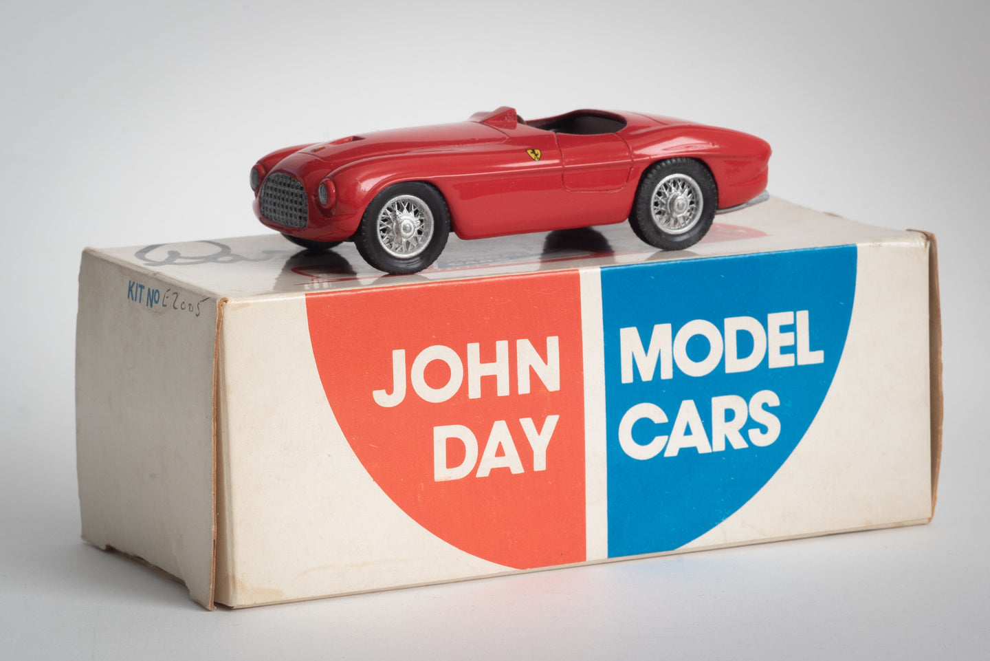 John Day - 1/43 Ferrari 212 Export - 1951