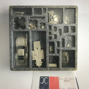 AMR X - Porsche MOMO 935 - Le Mans 1981 - 1/43 Scale Model Kit