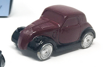 "Load image into Gallery viewer, Officina 942 - 1936 Fiat 500 A ""Topolino"" 1/76 Scale"