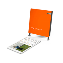 Load image into Gallery viewer, Trackman 4 Indoor Launch Monitor Includes Trackman training