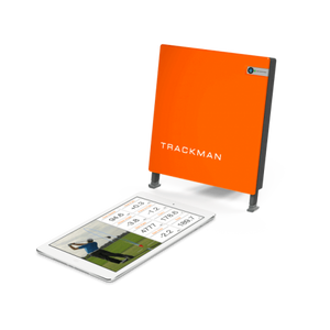 Trackman 4 Indoor Launch Monitor Includes Trackman training