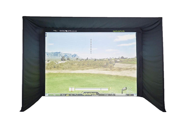 EasySim Kit-Form Golf Simulator Enclosure