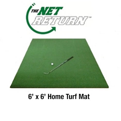 NET RETURN 6X6 HOME TURF MAT