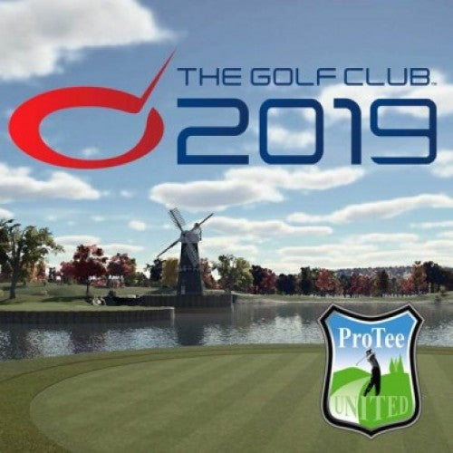 TGC2019 the worlds best golf simulation software