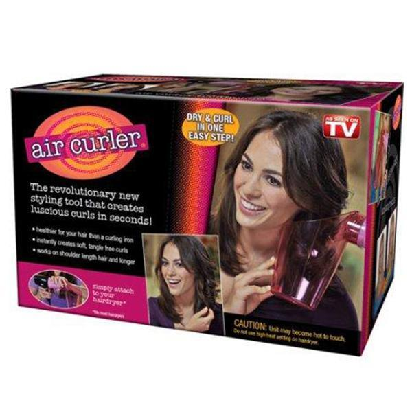 Air Curler Styling Tool