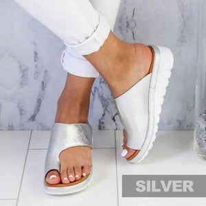 Woman Comfy Platform Sandal Shoes