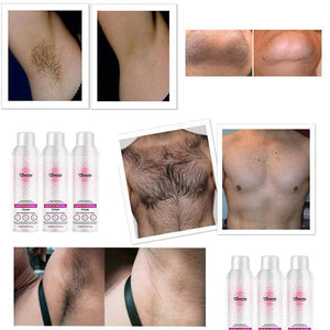 Natural Painless Hair Removal Spray 120g For Men & Women