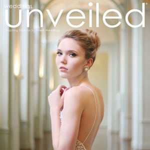 FEATURED IN WEDDINGS UNVEILED MAGAZINE