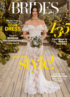 Brides Magazine August | September 2018