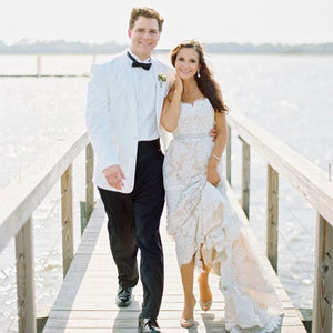 FEATURED IN CHARLESTON WEDDINGS MAGAZINE