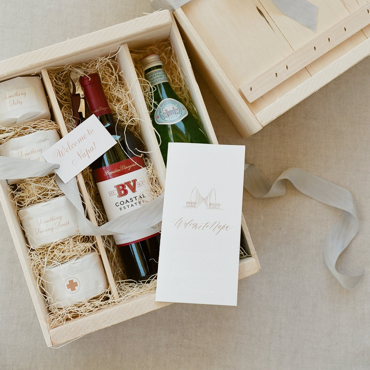 A Signature Welcome: A gifting company, curating gifts that celebrate.