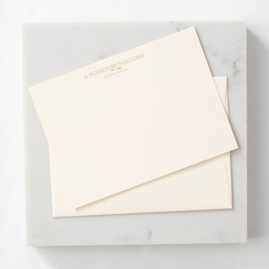 150 Handwritten Notes on Custom Stationery