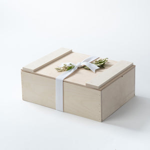 Wooden Boxes (Case of 15)