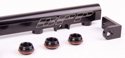 BPP 2JZ-GTE Fuel Rail - Black