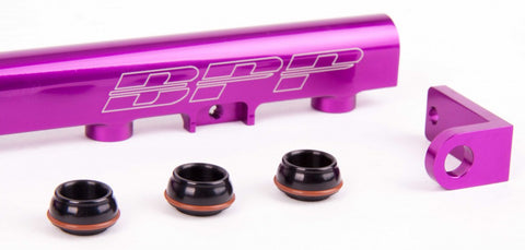 BPP 2JZ-GTE Fuel Rail - Purple