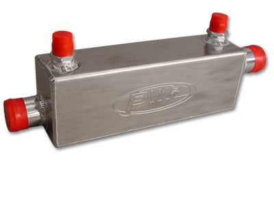 "PWR In-Line Engine Oil Cooler -10 - 3.5"" x 4.25"" x 12.5"" - 38mm"