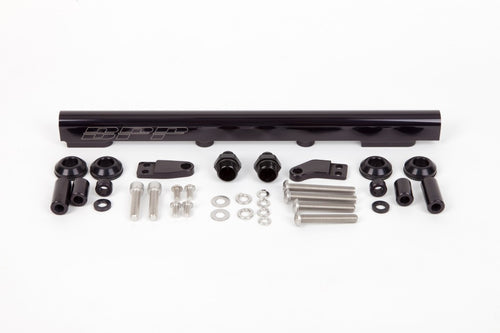 BPP S13 SR20 Fuel Rail - Black