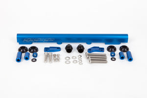 BPP S13 SR20 Fuel Rail - Blue