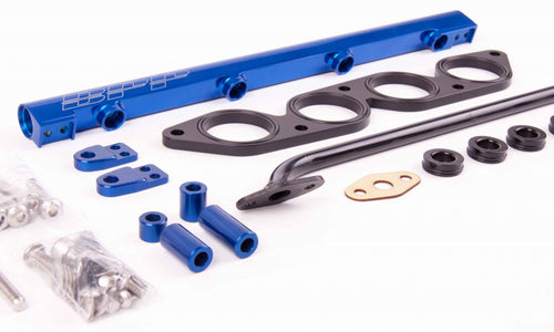 BPP S14/15 Fuel Rail - Blue