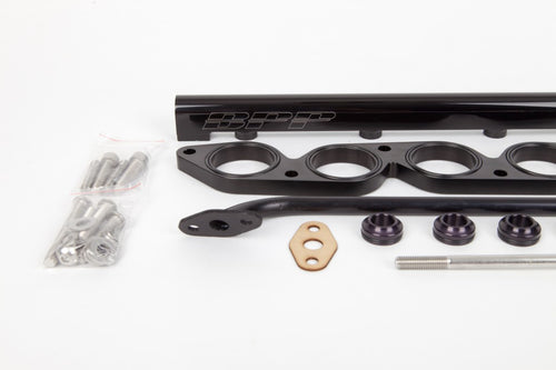 BPP S14/15 Fuel Rail - Black
