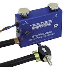 TURBOSMART Dual Stage B/Controller Blue