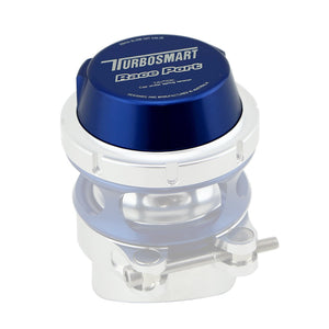 TURBOSMART BOV Race Port Cap Replacement - Blue