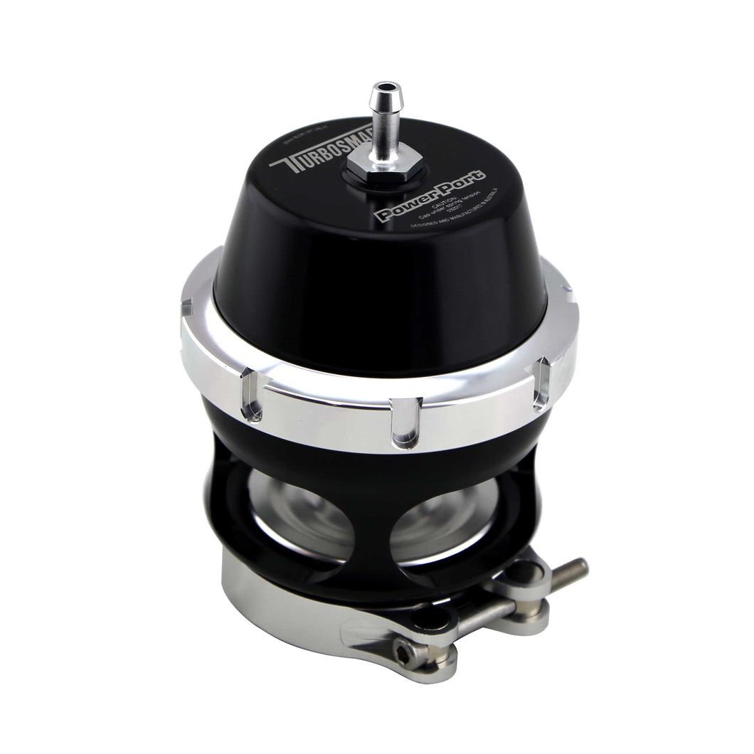 TURBOSMART BOV Power Port Black
