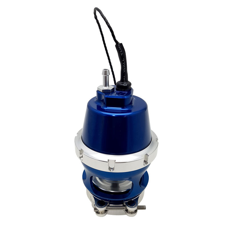 TURBOSMART BOV Power Port w/ Sensor Cap - Blue