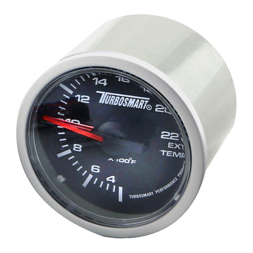 TURBOSMART Gauge - Electric - EGT 0 to 22
