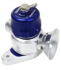 TURBOSMART BOV Dual Port Subaru-Blue