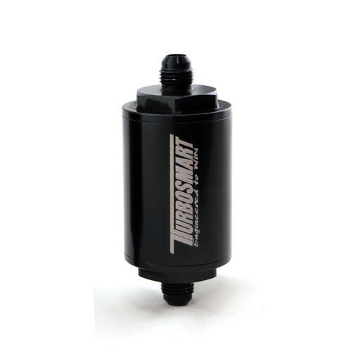 TURBOSMART Billet Inline Fuel Filter 1.75
