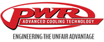 "PWR In-Line Engine Oil Coolers 12"" - 3"" x 3"" x 12"" - 44mm"