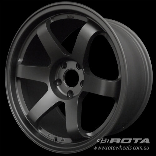 Rota Grid R Wheel 18x9.5 +38 PAIR