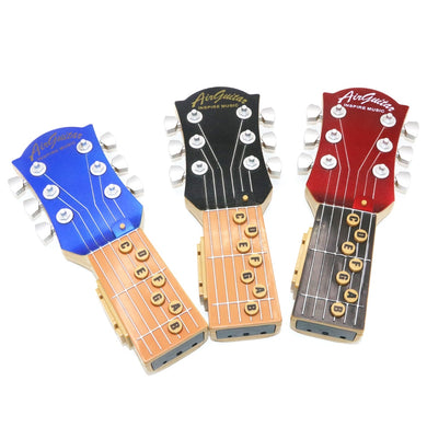 21cm infrared air plastic guitar inspire the music Children's music electronic Toy Educational Musical Instrument