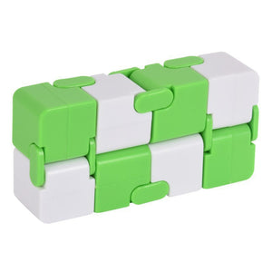 2x2x2 Magic Speed Cube Stickerless Puzzle Twist Professional Classic Educational Cubo Magico Toys For Children Gift New
